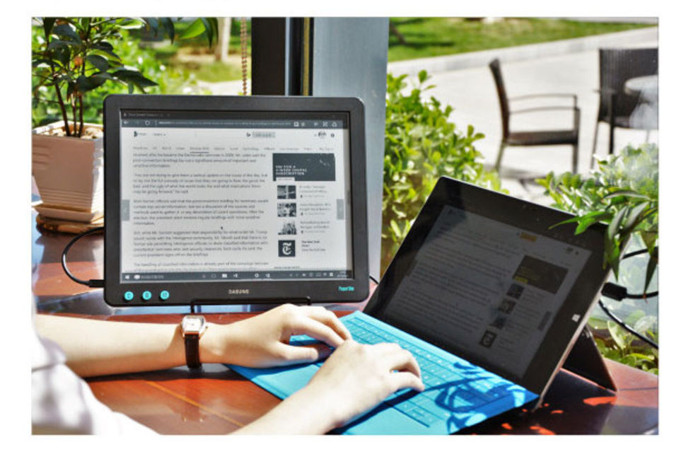 Paperlike är en epappers-skärm till datorn
