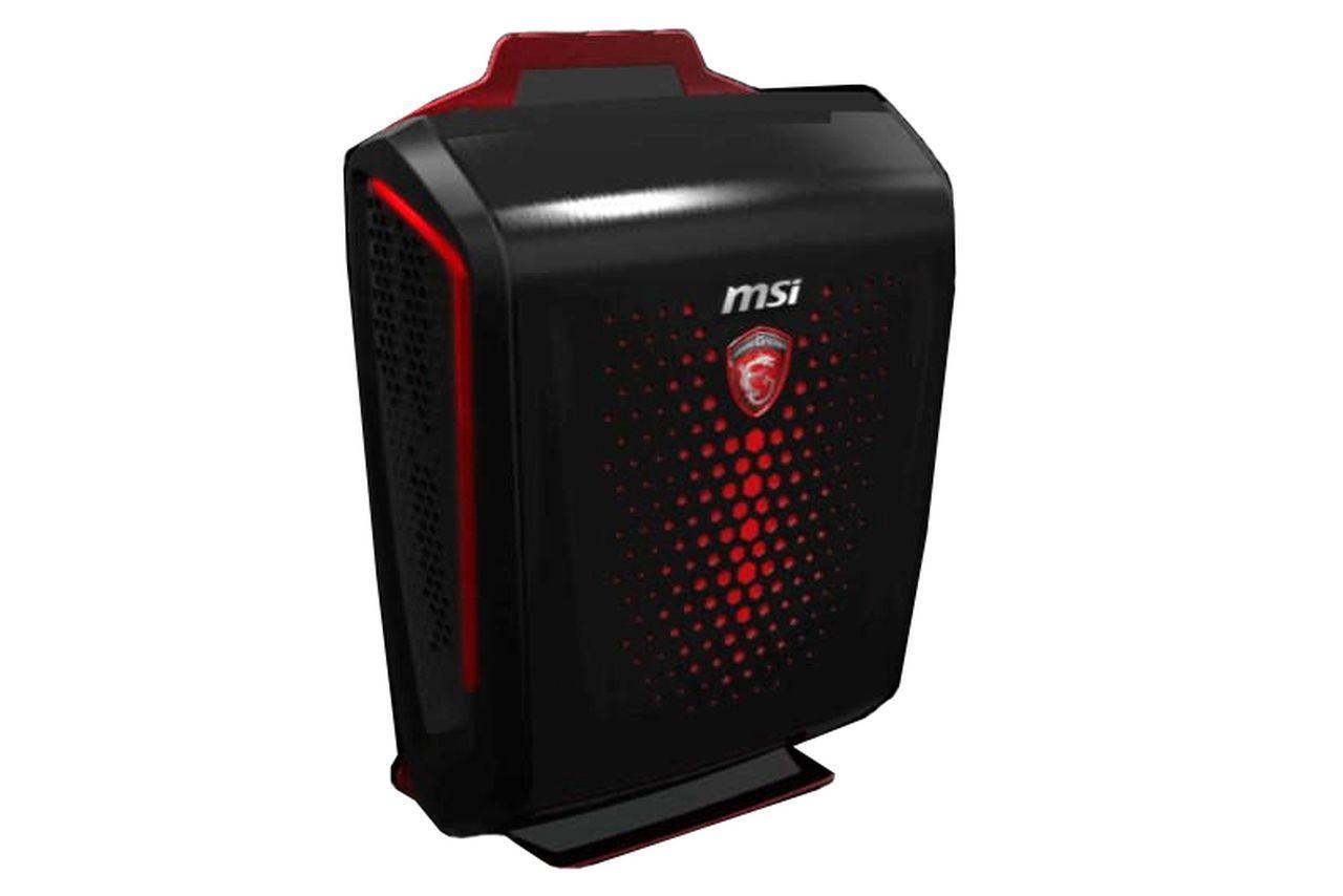 Även MSI släpper ryggsäcksdator