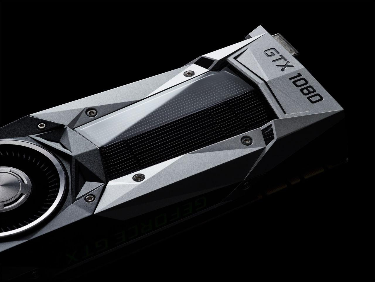 GTX 1080 från tredjepartstillverkare kommer inte bli billigare