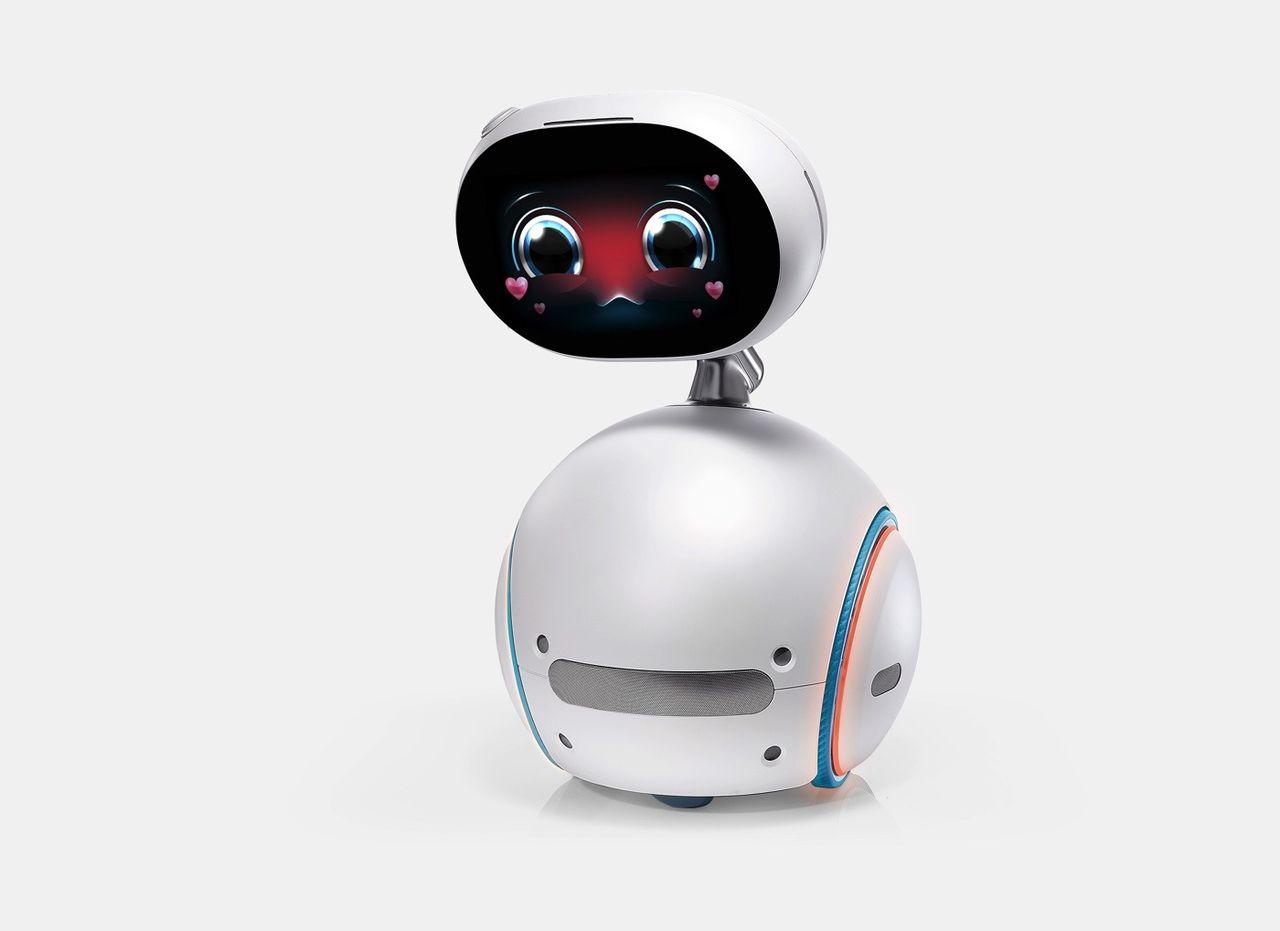 ASUS Zenbo är en robot för hemmet