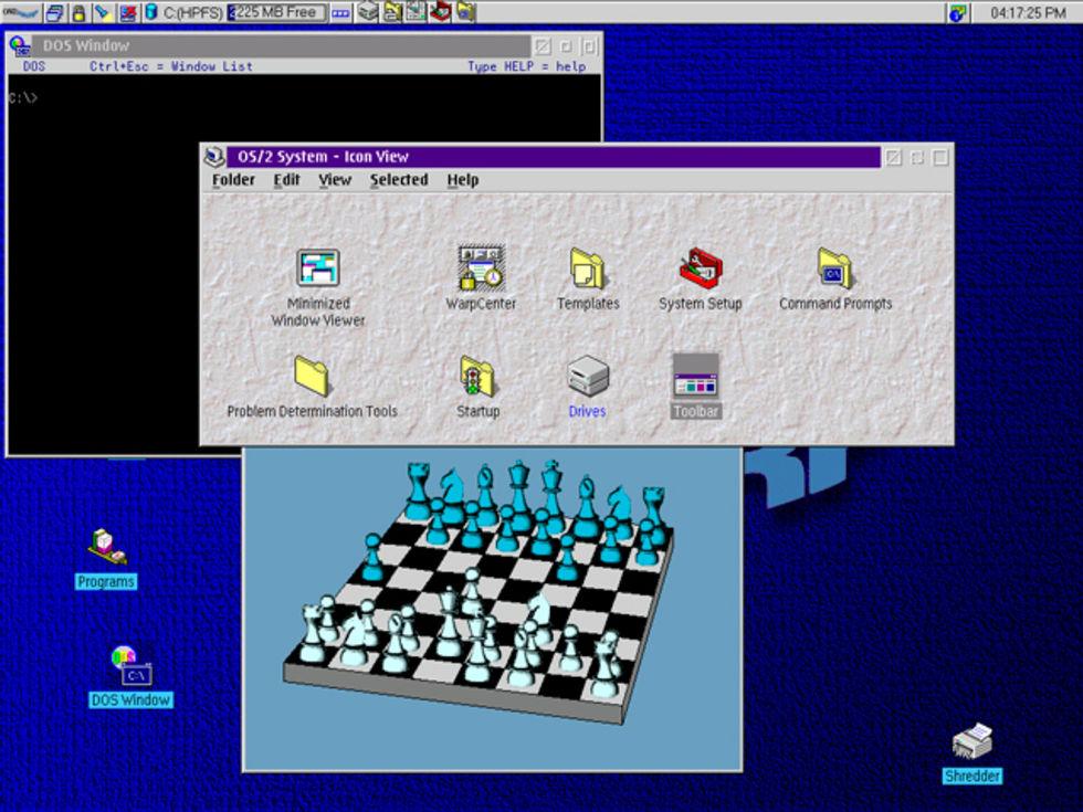 Nya OS/2 kommer att heta ArcaOS 5.0