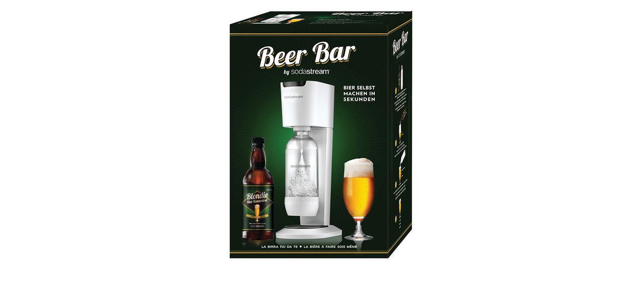 Nu kan du göra öl med din Sodastreamer