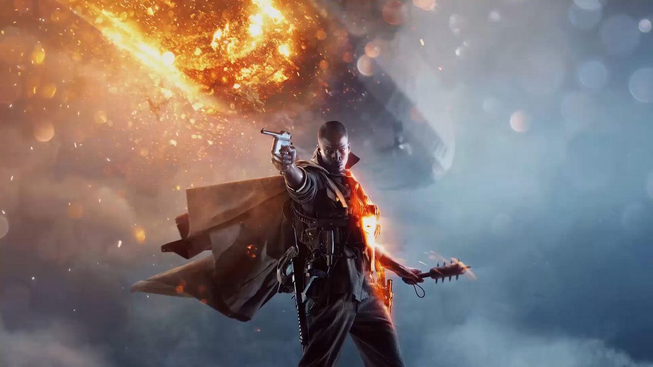 Flerspelarläget i Battlefield 1 visas upp 12 juni