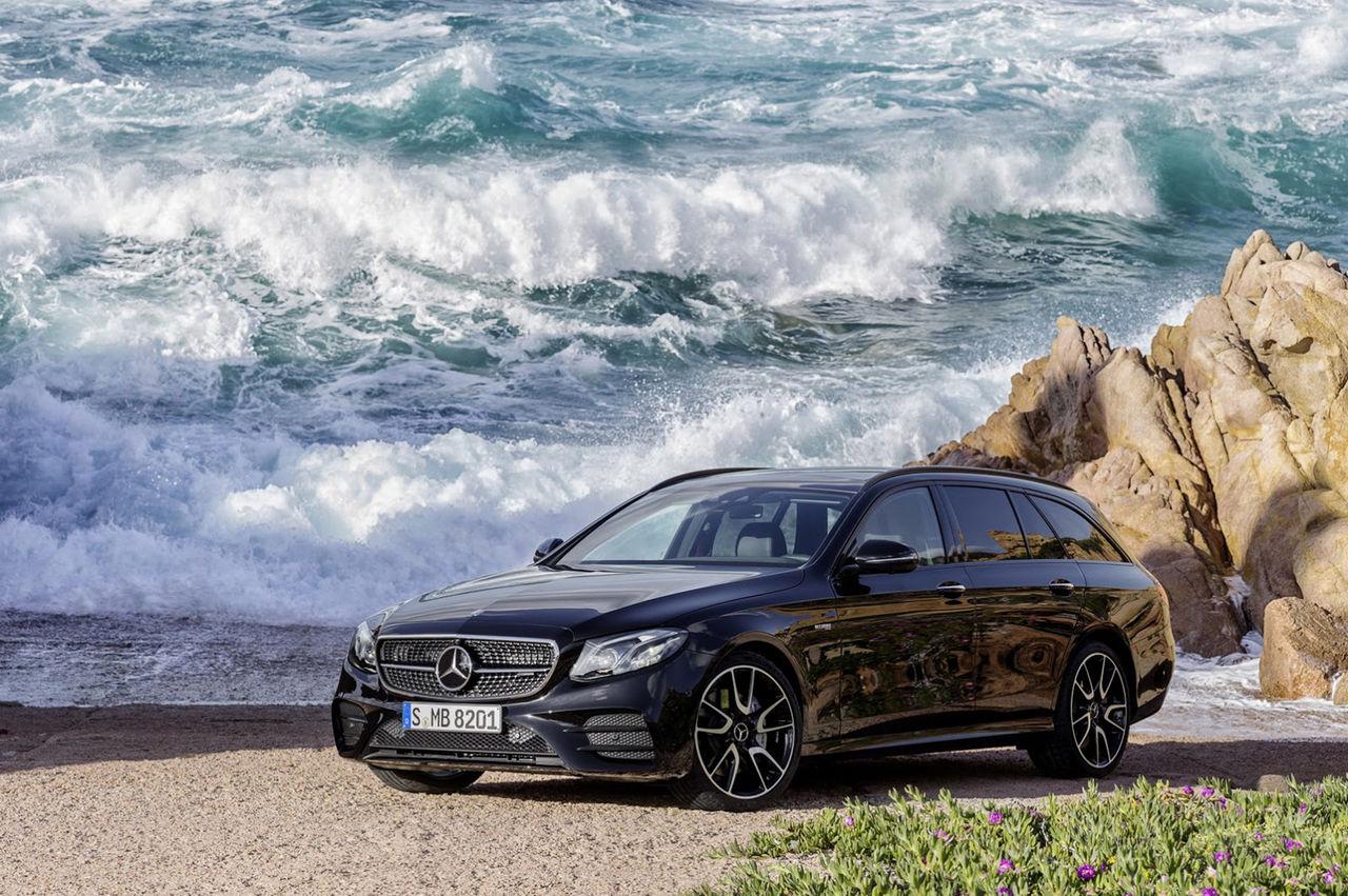 Mercedes rullar ut nya E-Klass i kombiutförande