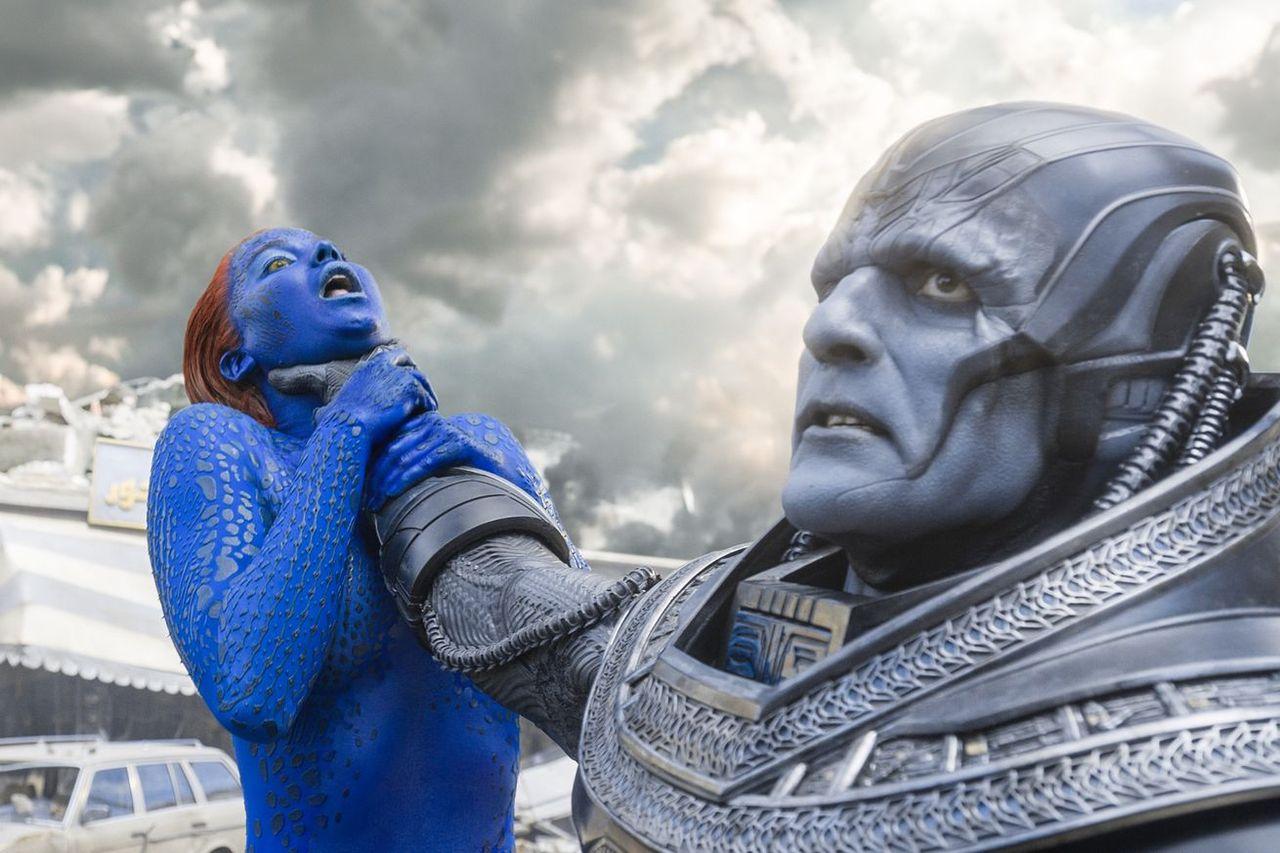 Fox ber om ursäkt för strypbild från X-Men: Apocalypse