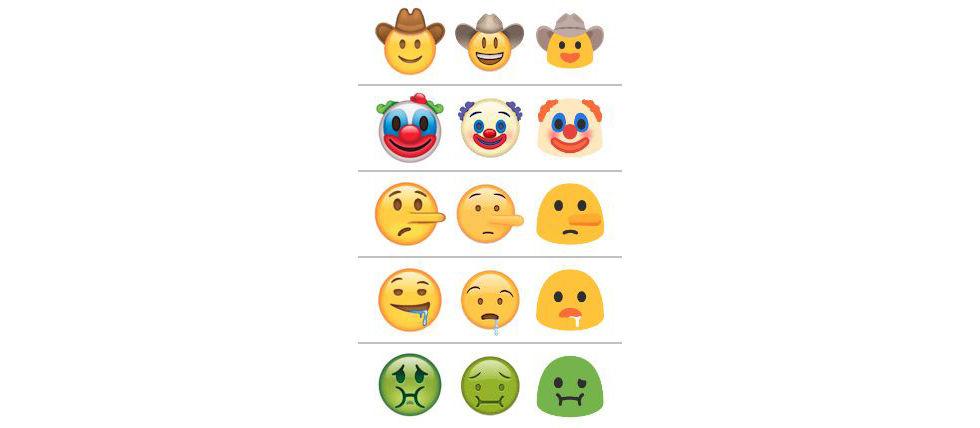 72 stycken nya emojis godkända av Unicode Consortium