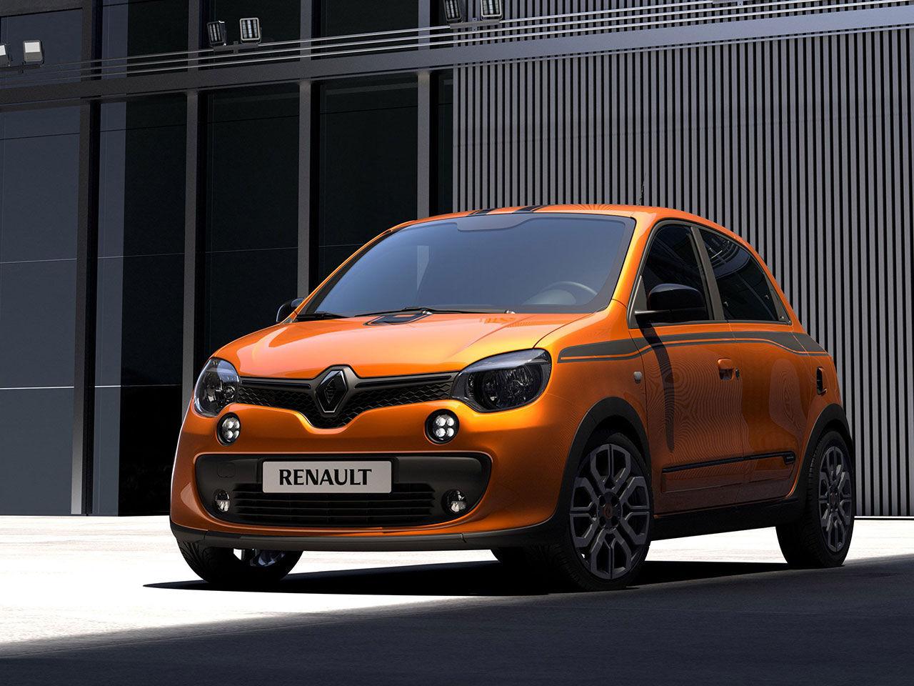 Renault Twingo blir lite vassare