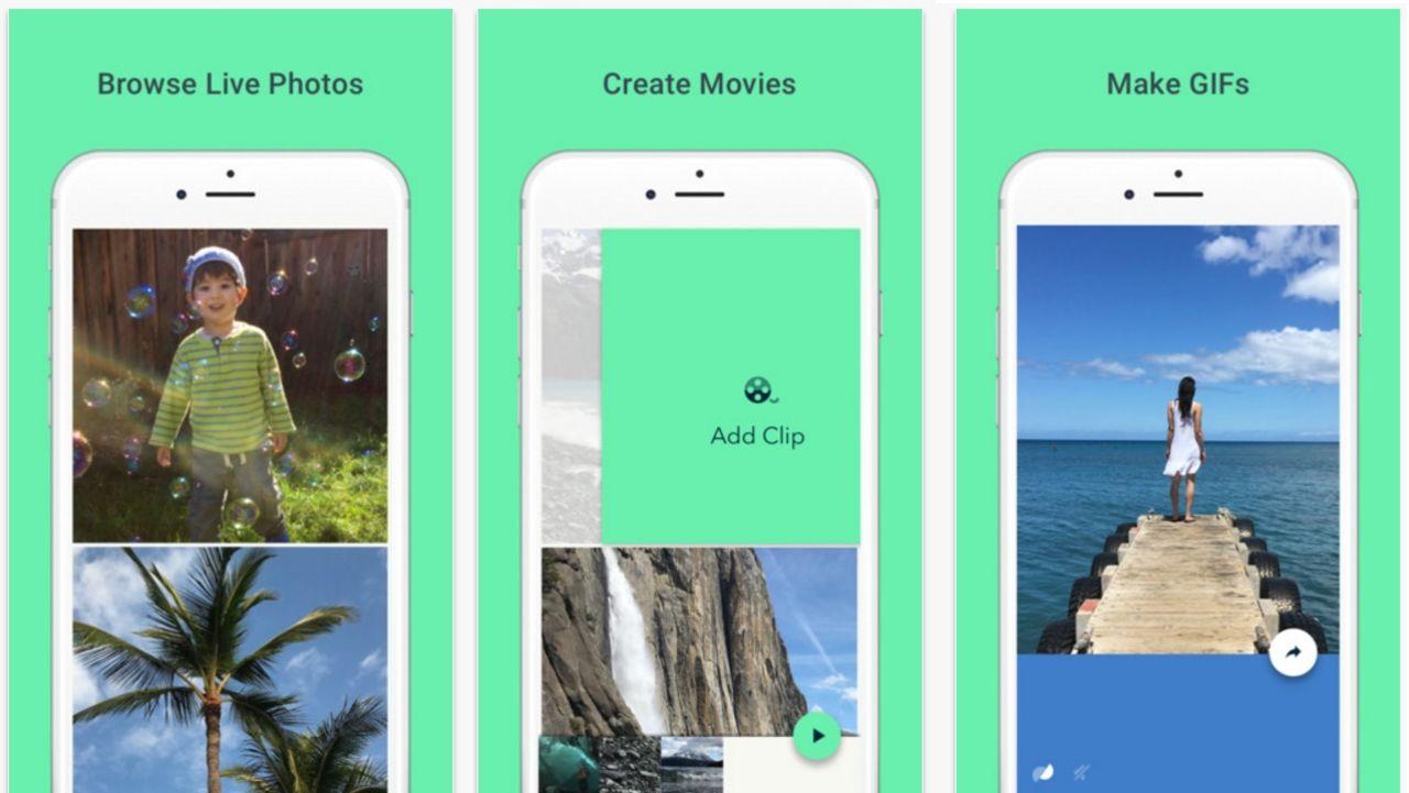 Google Motion Stills gör gif-bilder av Live Photos
