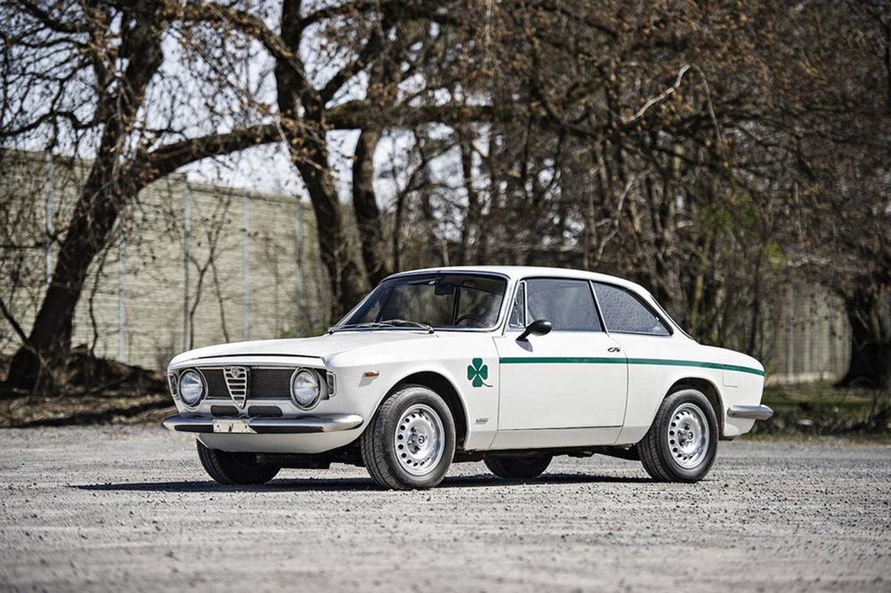 Alfa Romeo GTA 1300 Junior Stradale på auktion