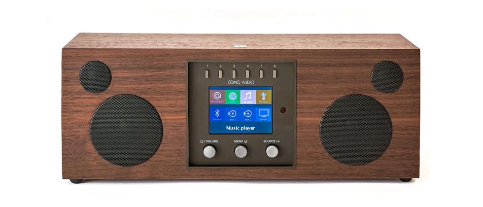 Grundaren av Tivoli Audio startar Como Audio