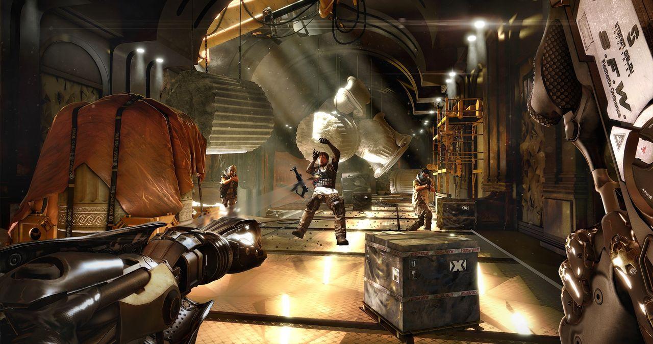 Vi har provspelat Deus Ex: Mankind Divided