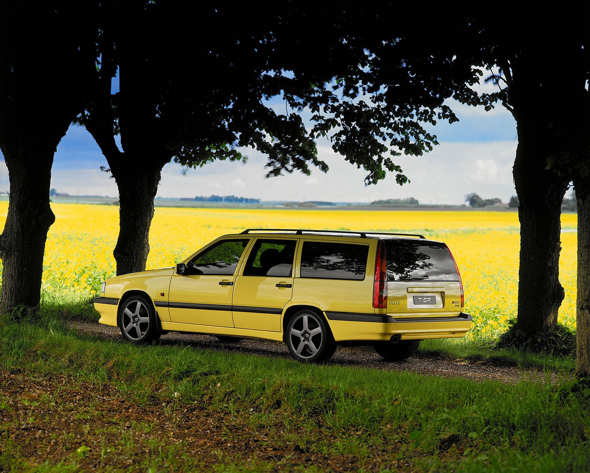 I dag fyller Volvo 850 25 år!