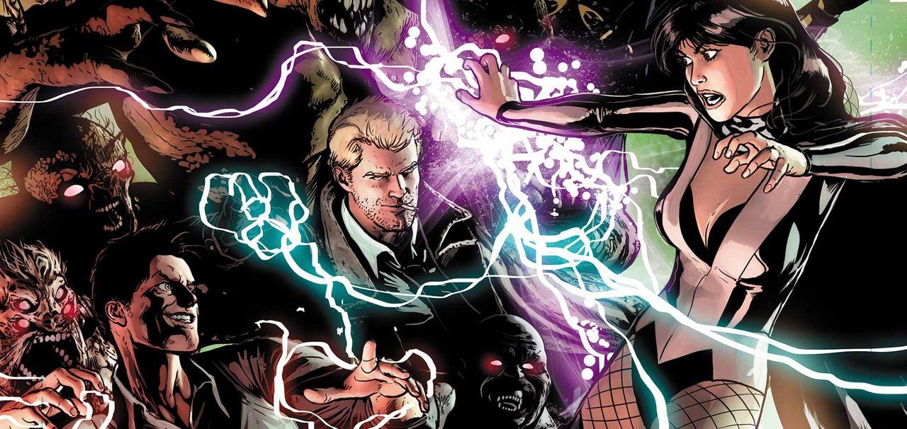 Justice League Dark kommer bli verklighet