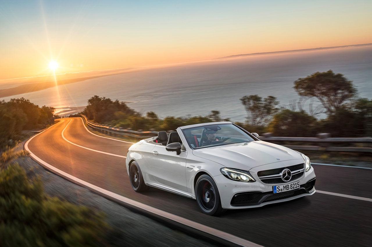 Mercedes C-Klass Cabriolet blir din för 431 900 kronor