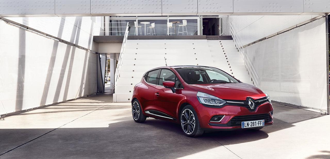 Renault lyfter Clio
