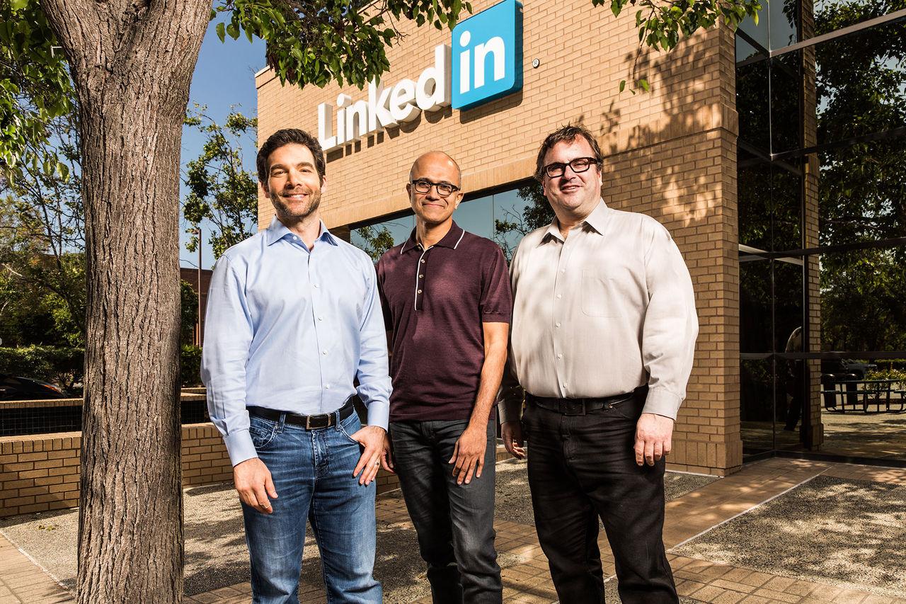 Microsoft köper LinkedIn
