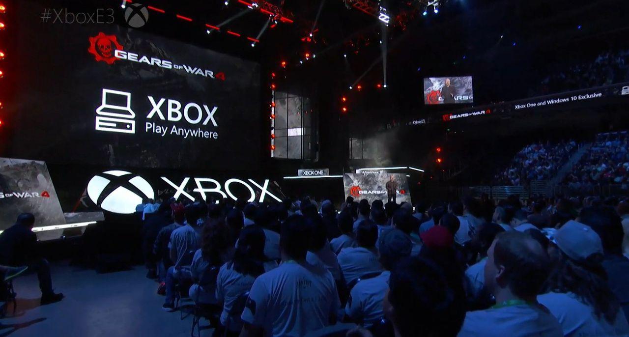 Microsoft lanserar Xbox Play Anywhere