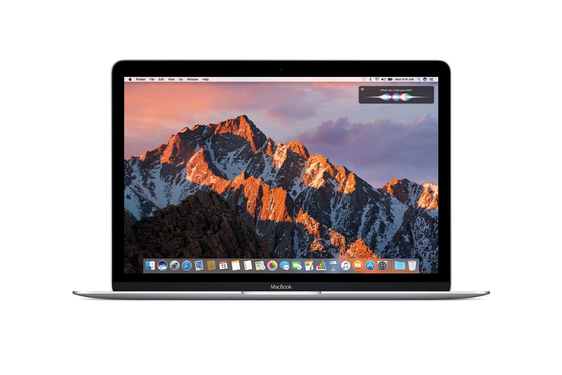 OS X blir macOS