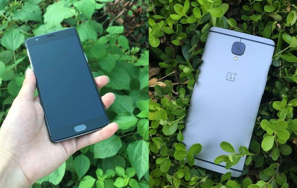 Bildläcka visar OnePlus 3 i all sin prakt