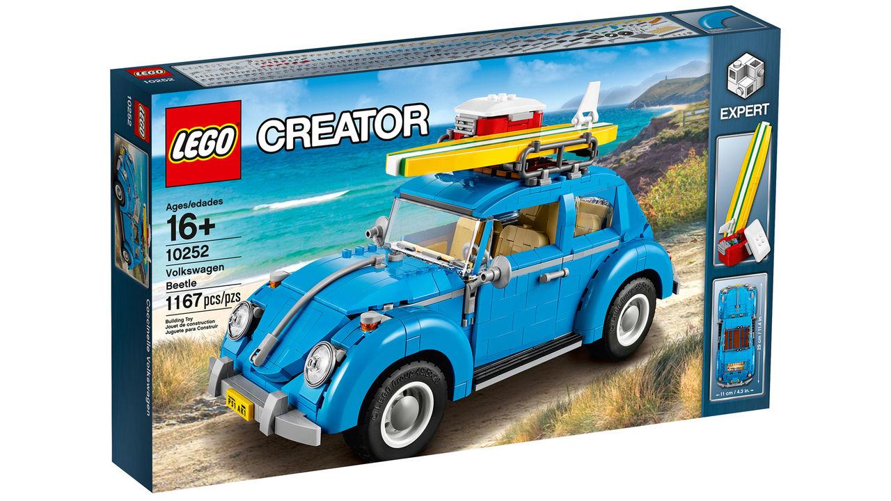 Lego har gjort en ny version av Bubblan