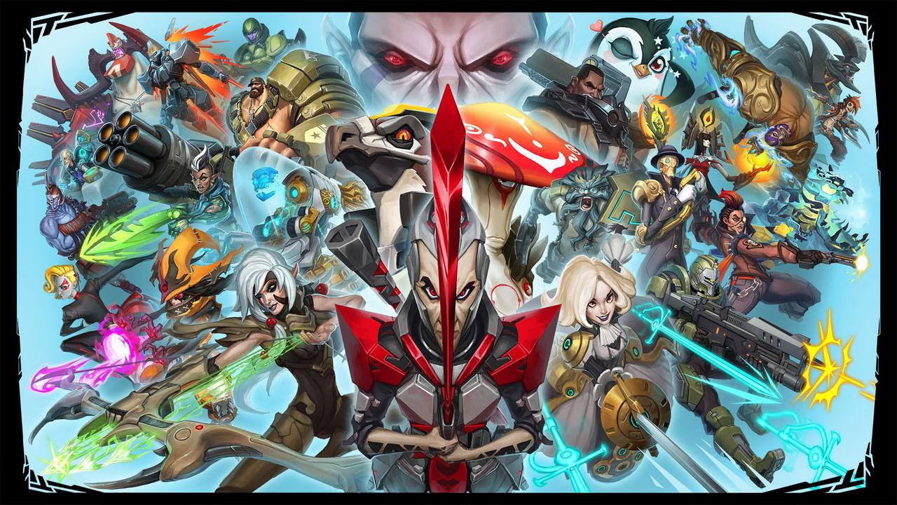 Battleborn lockar spelare med mikrotransaktioner