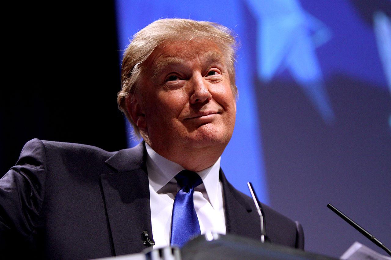 Ryska hackers stal information om Donald Trump från demokraterna
