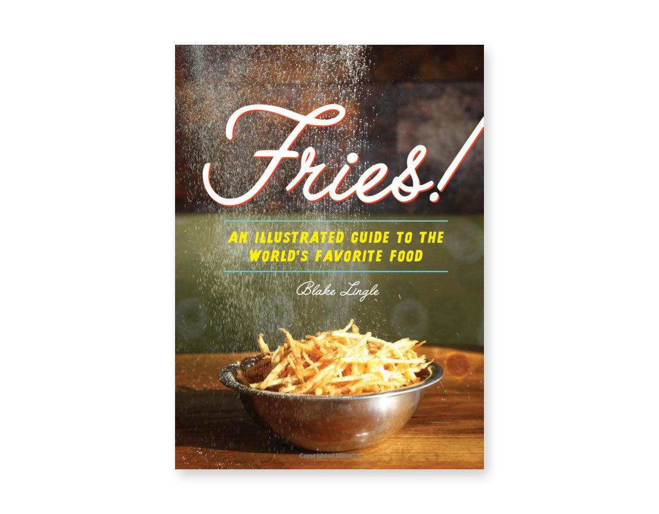 En bok bara om pommes frites