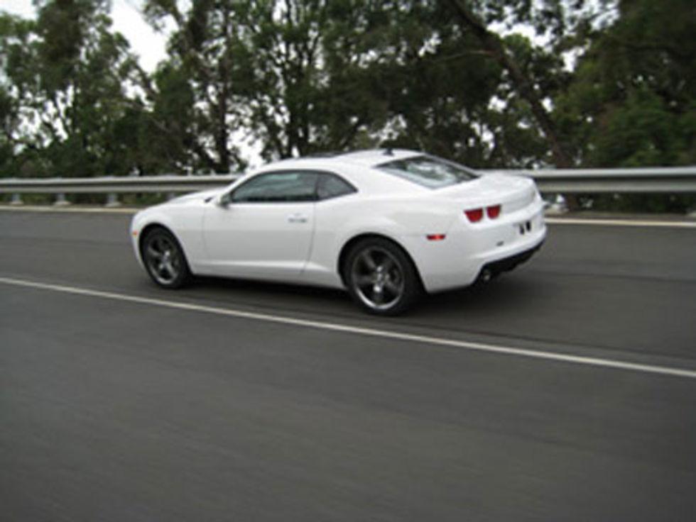 Håll utkik efter nya Camaro