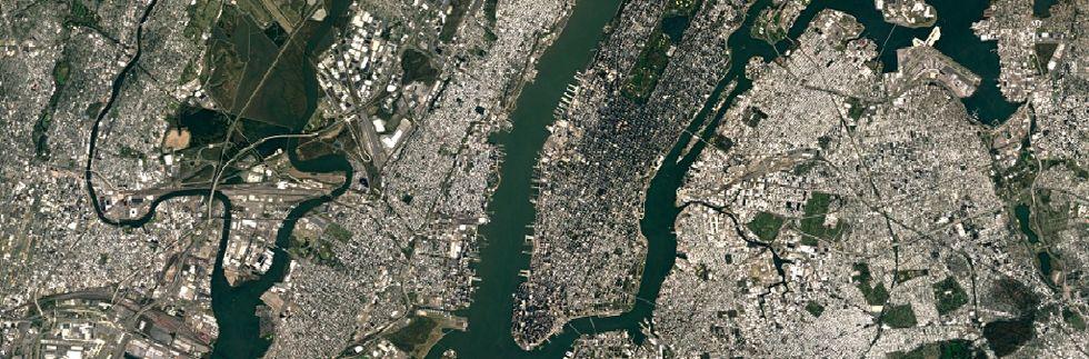 Google Maps och Google Earth får högre upplösning