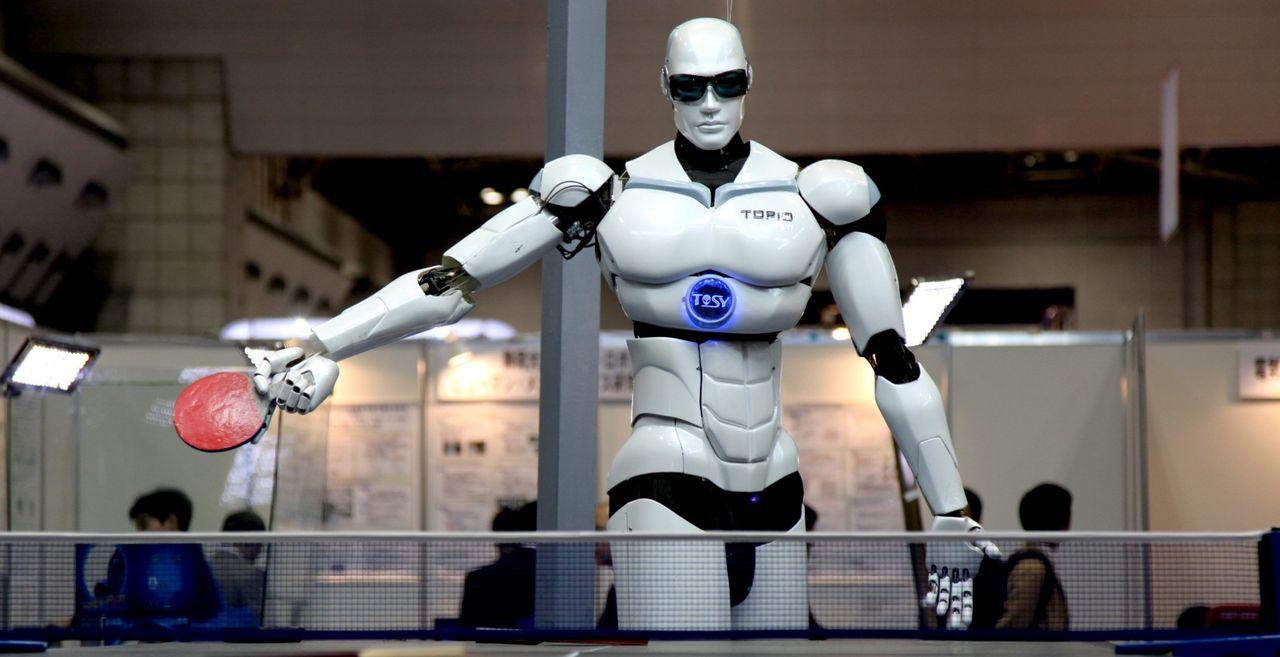 EU föreslår att robotar ska betraktas som