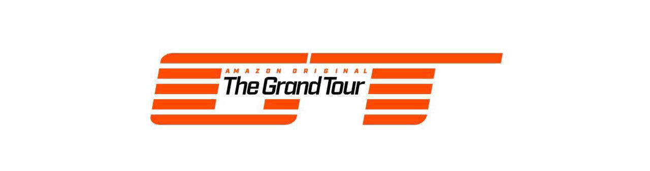Här är loggan till The Grand Tour