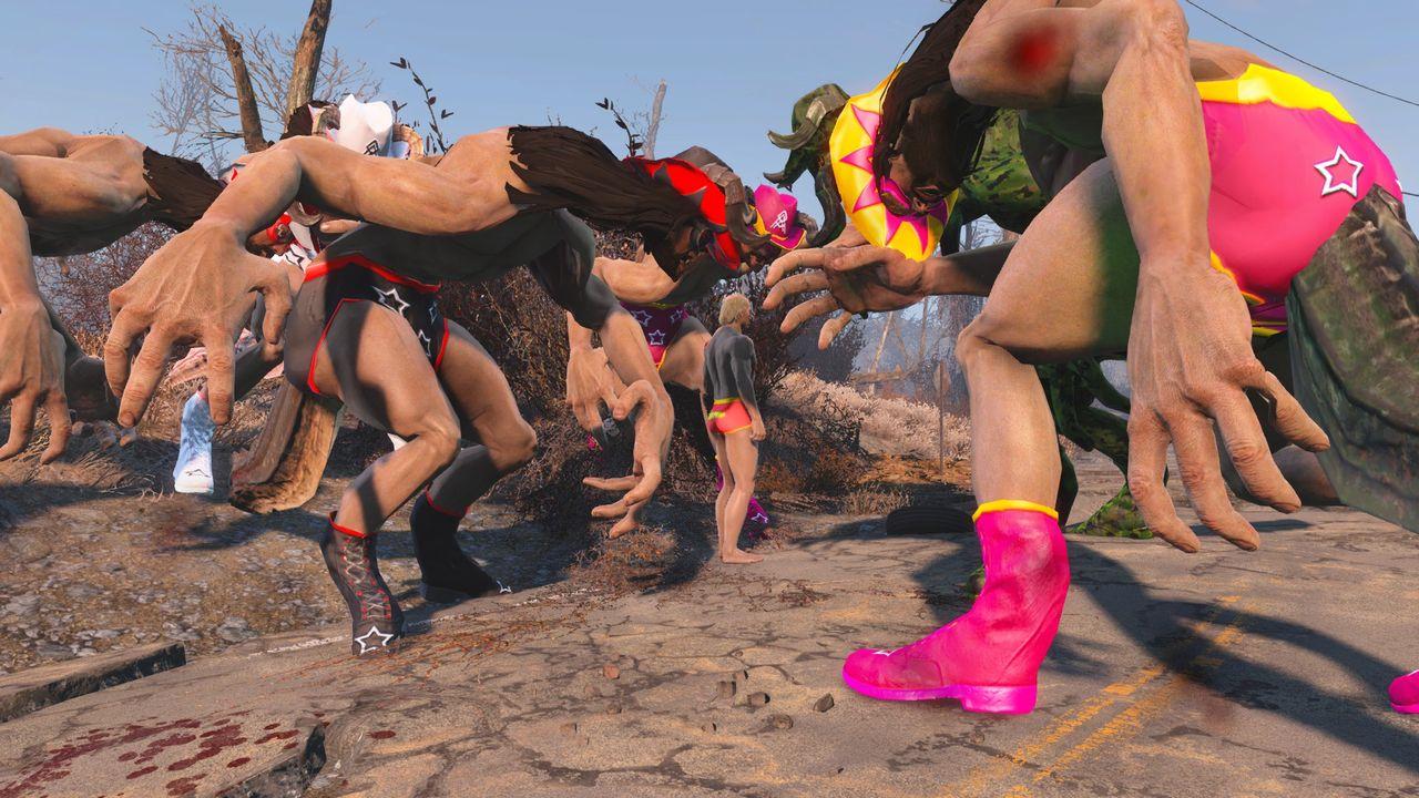 Modstöd för Fallout 4 försenat på PlayStation 4