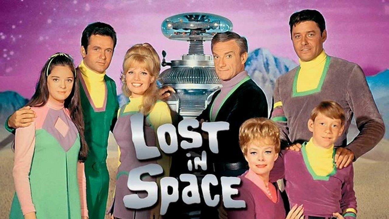 Lost in Space kommer till Netflix 2018