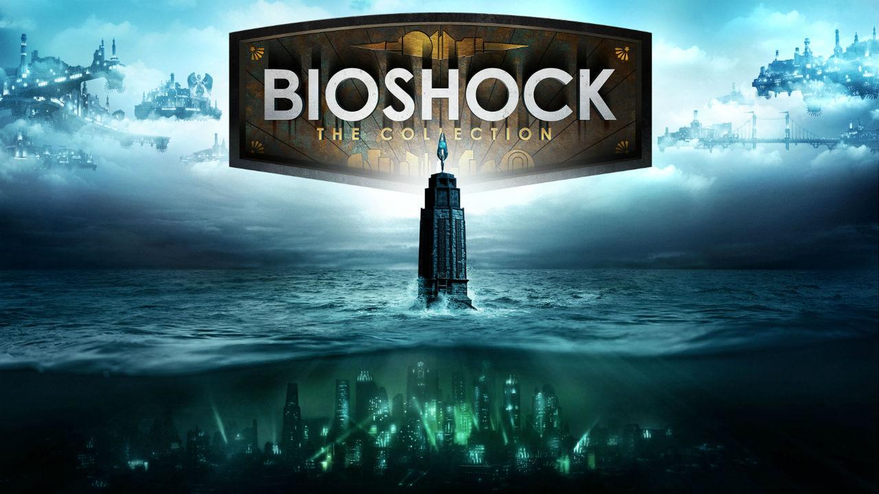 2K offentliggör BioShock: The Collection