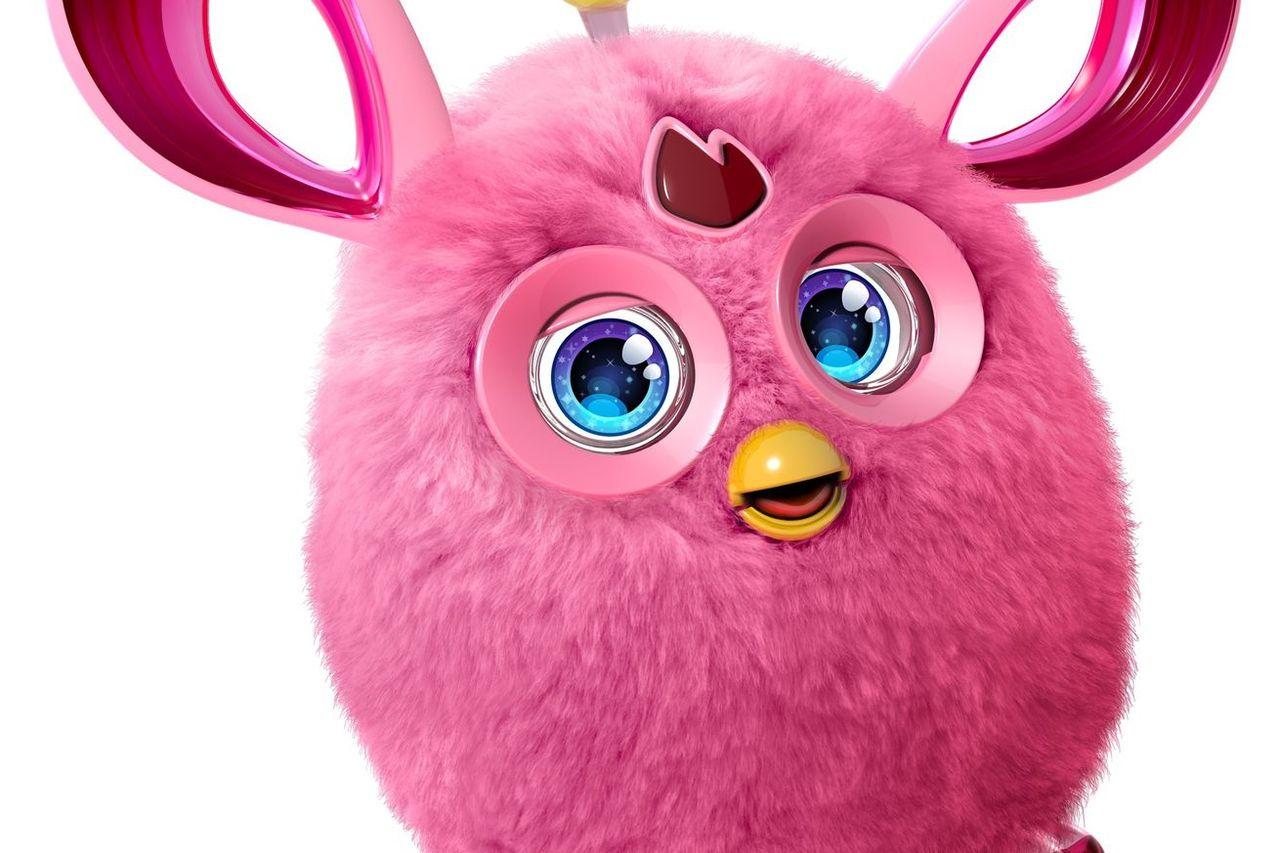 Furby Connect kan koppla upp sig mot nätet