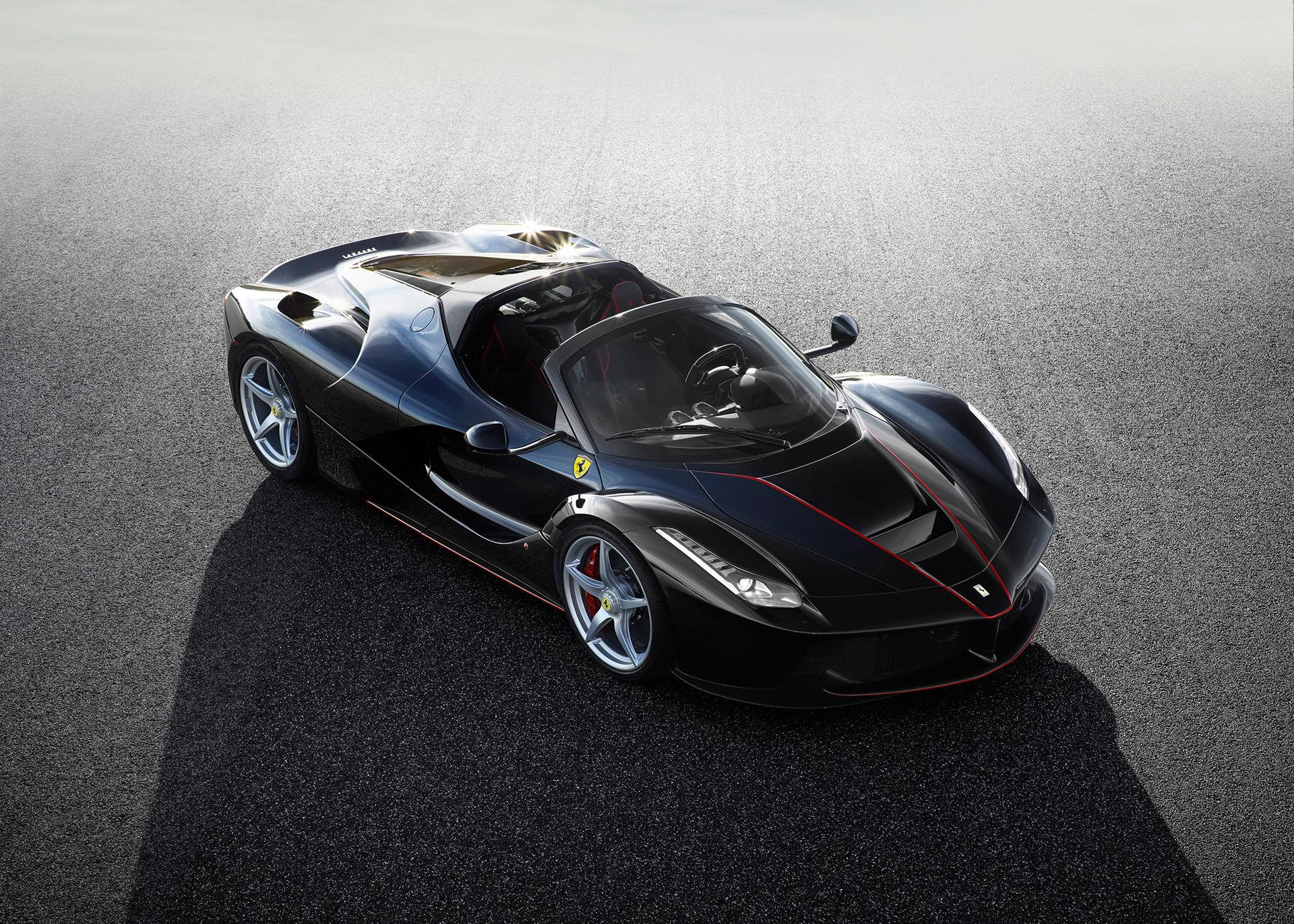 En öppen version av Ferrari LaFerrari är här