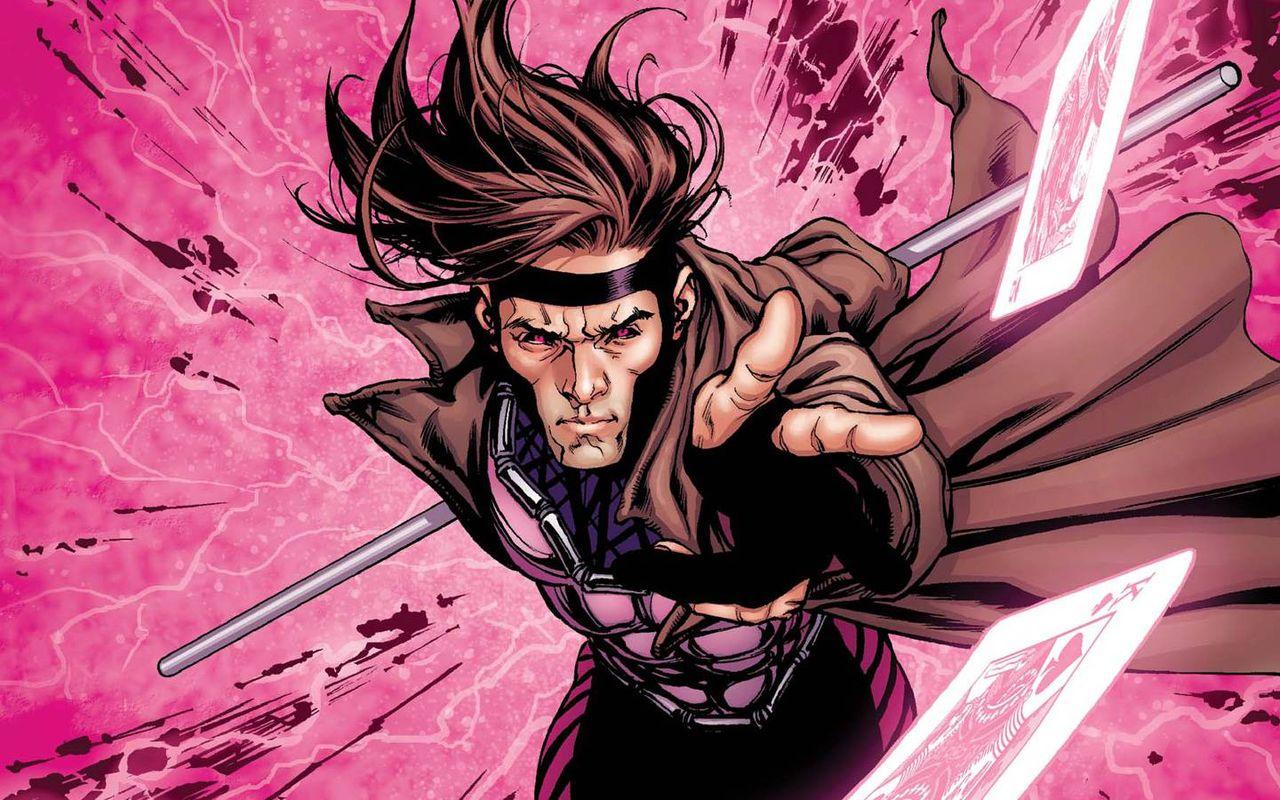 Gambit kommer börja spelas in nästa år