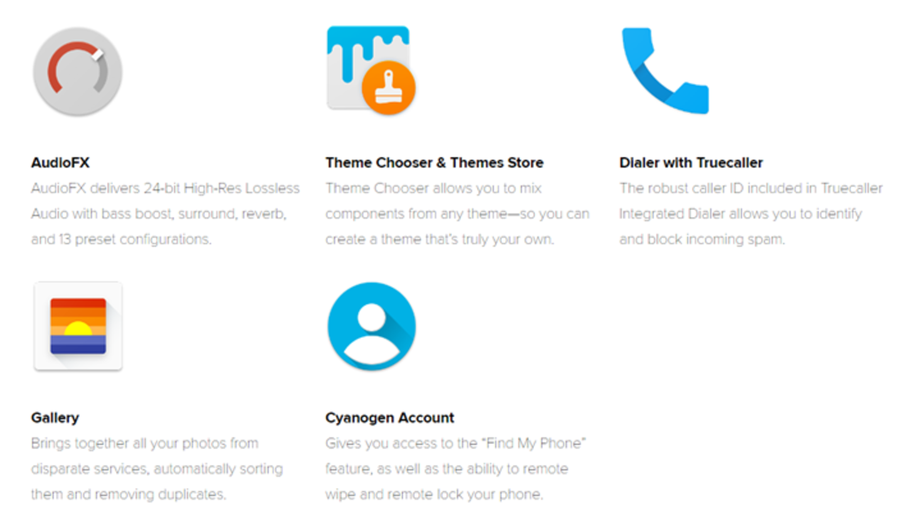 Cyanogen Inc släpper C-Apps