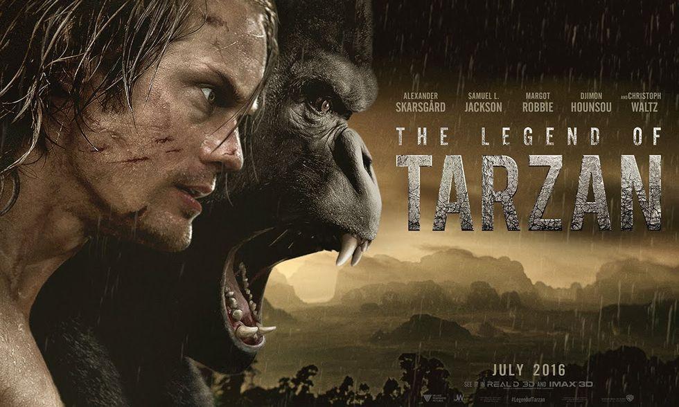 Tarzan slog publikrekord i Sverige