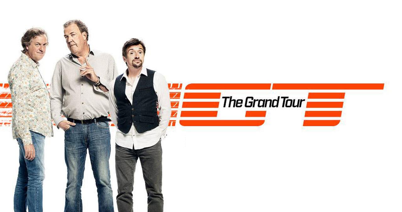 Första bilderna från The Grand Tour