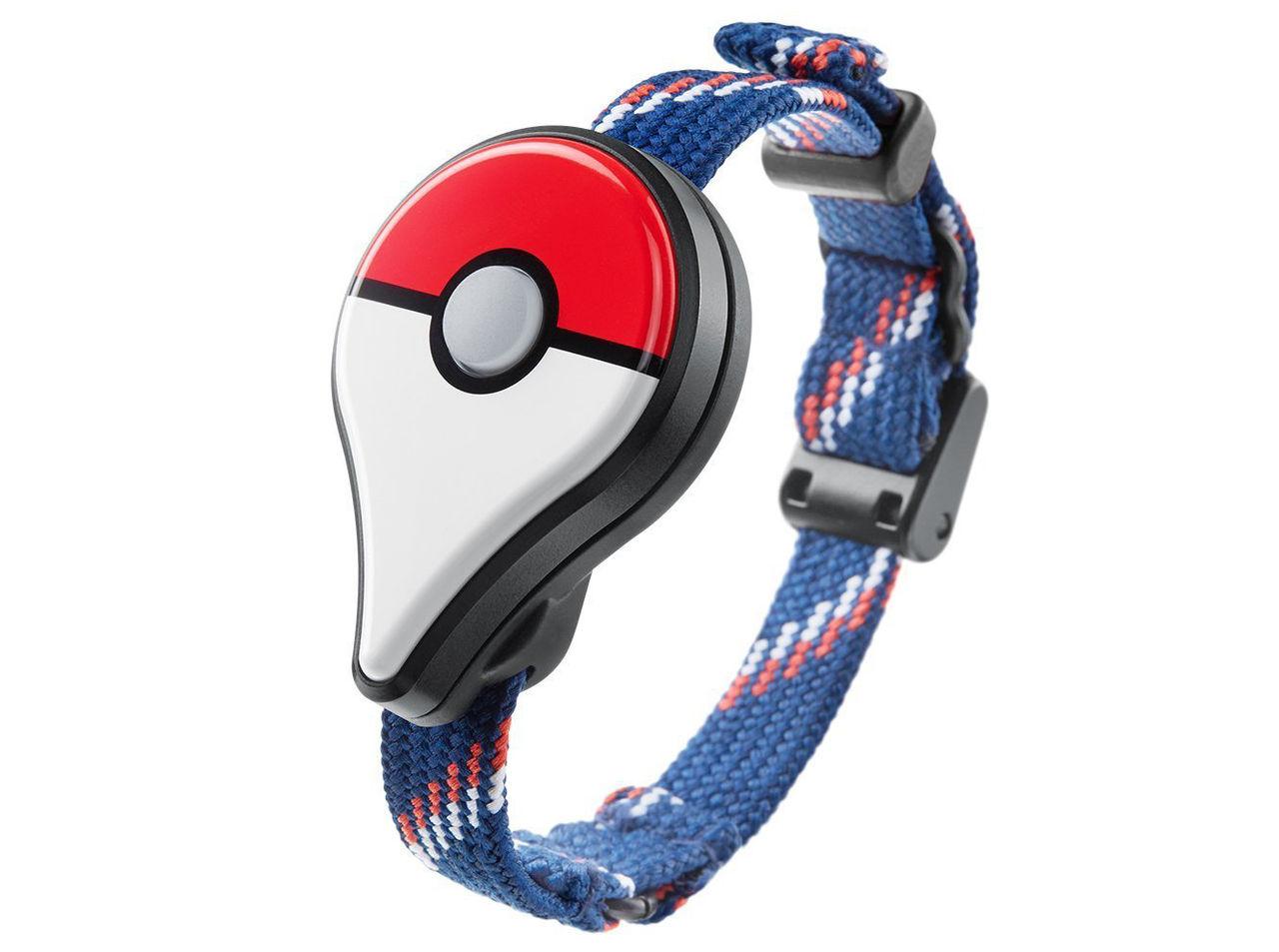 Pokémon Go Plus meddelar när en Pokémon eller annat är i närheten