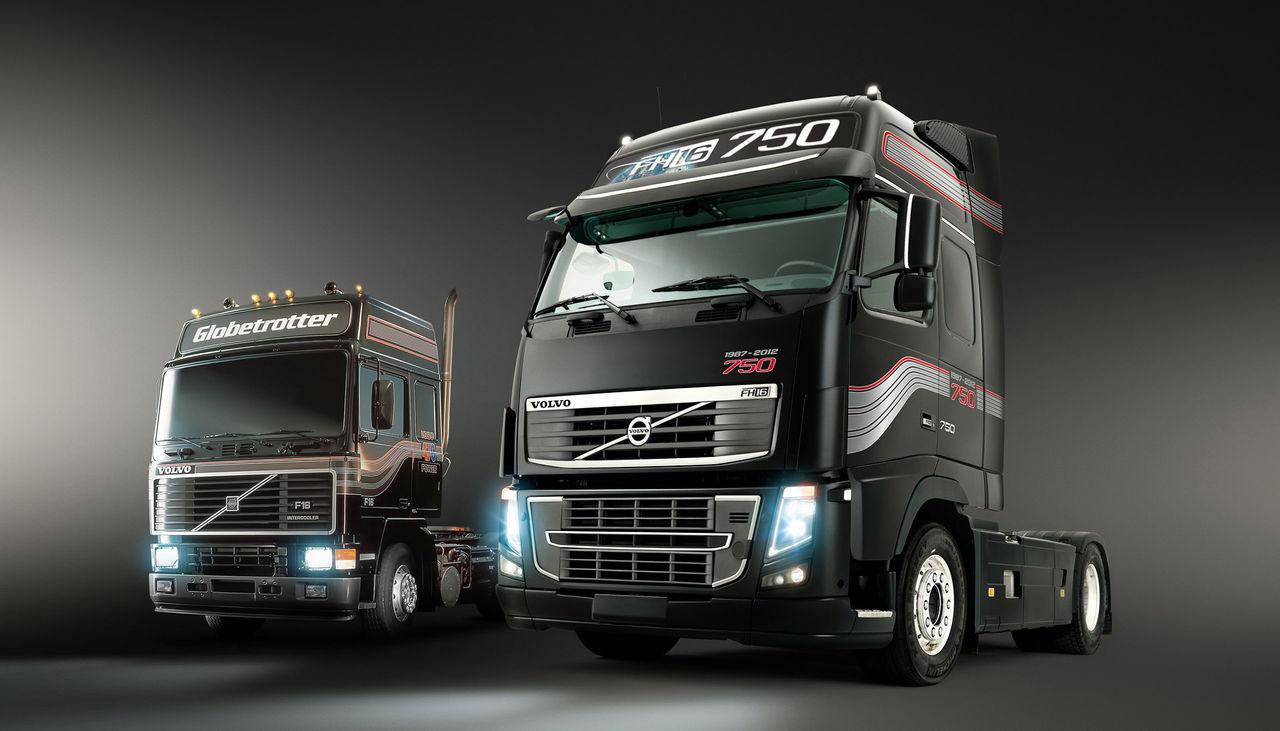 Volvo och andra lastbilstillverkare får böta 28 miljarder kronor