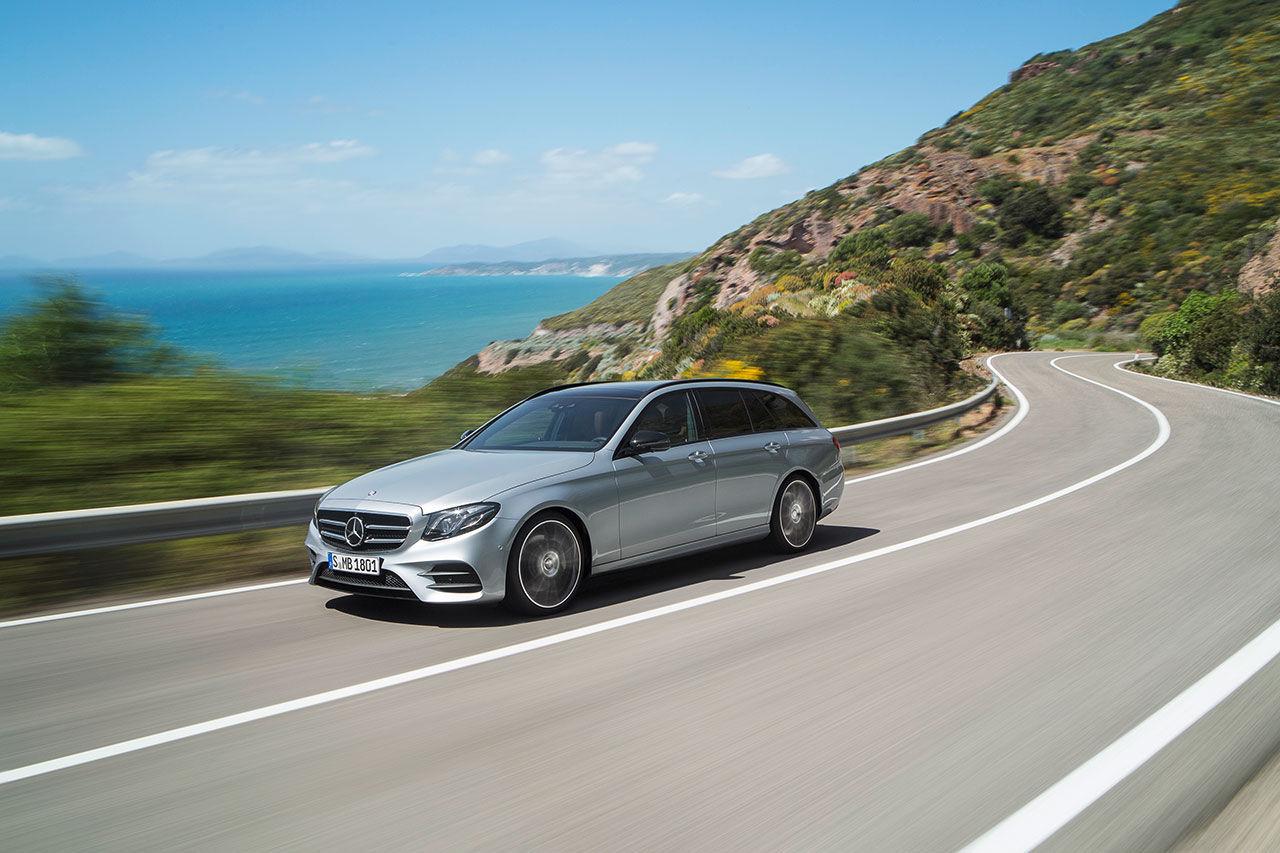 Nya Mercedes E-Klass kombi kostar från 393 900 kronor