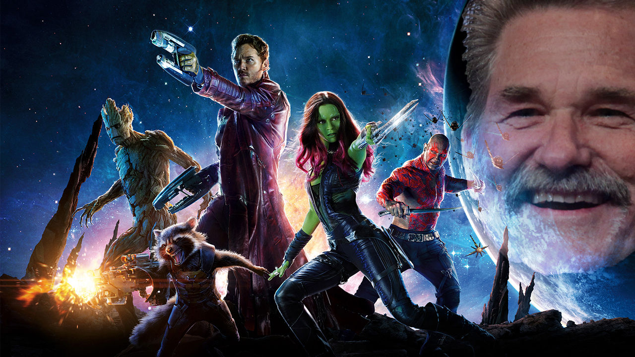 Kurt Russells roll i Guardians of the Galaxy Vol 2 bekräftad