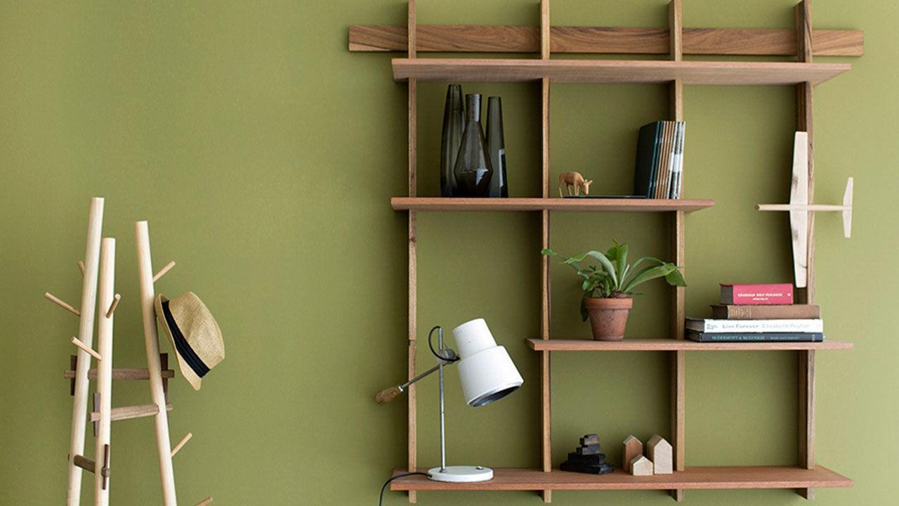 Sticotti - den enda bokhyllan du behöver