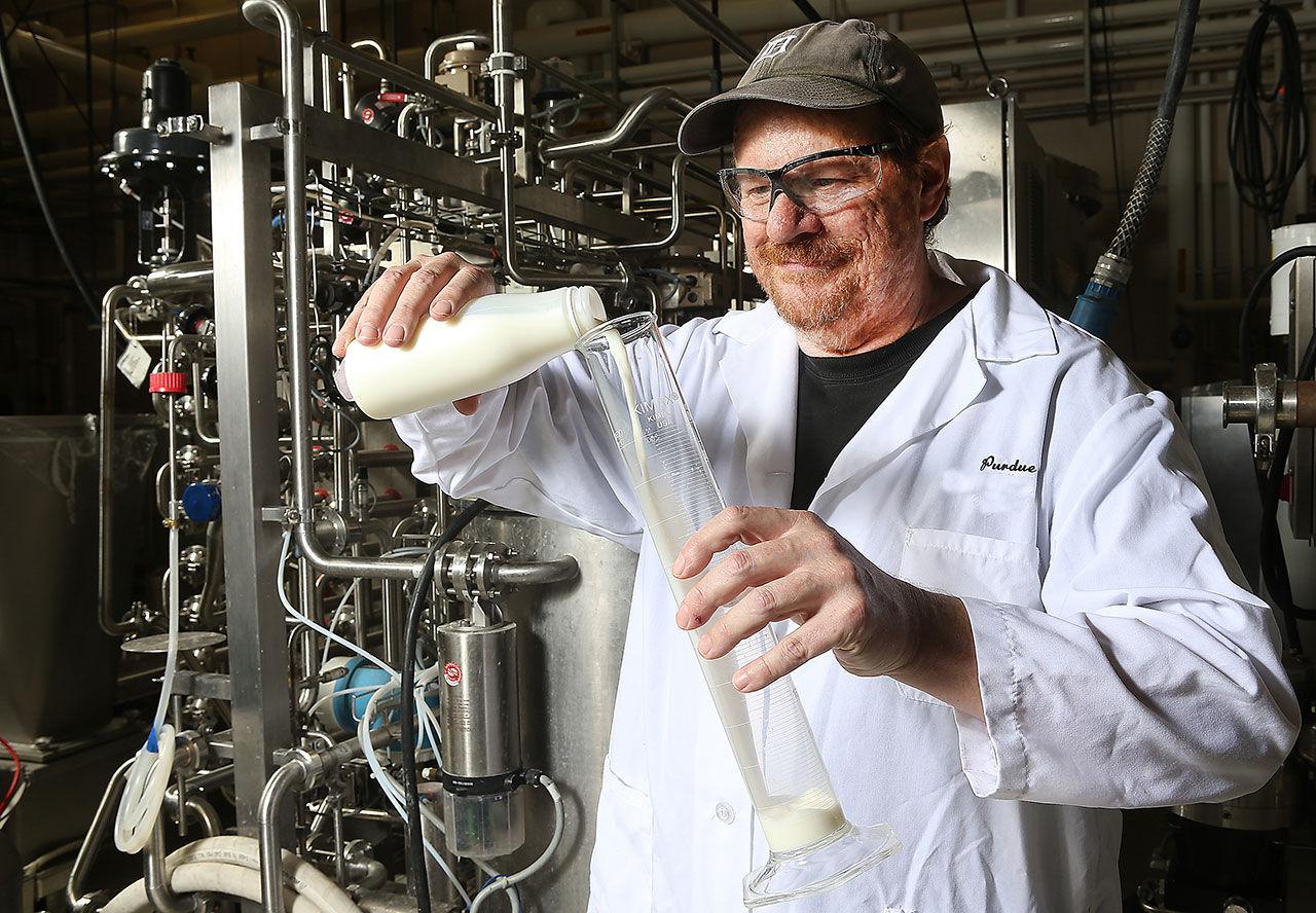 Mjölk med hållbarhetstid på nio veckor