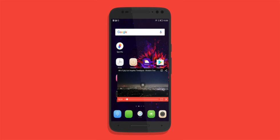 Titta på Youtubevideor överallt på Android med Flytube