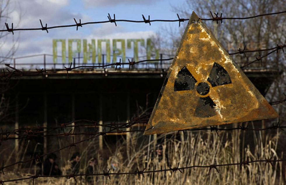Världens största solcellsanläggning kan byggas i Tjernobyl