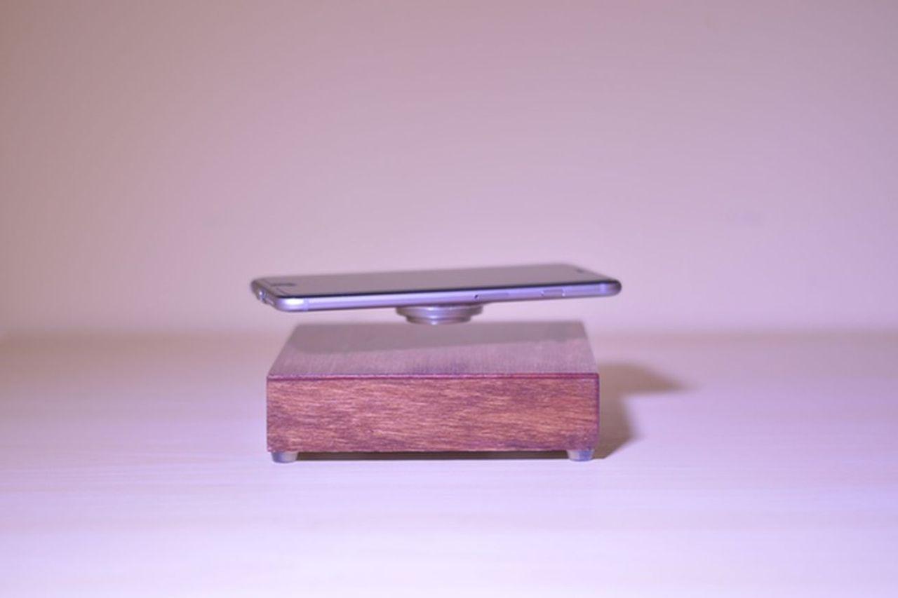 Batteriladdare som får din telefon att sväva