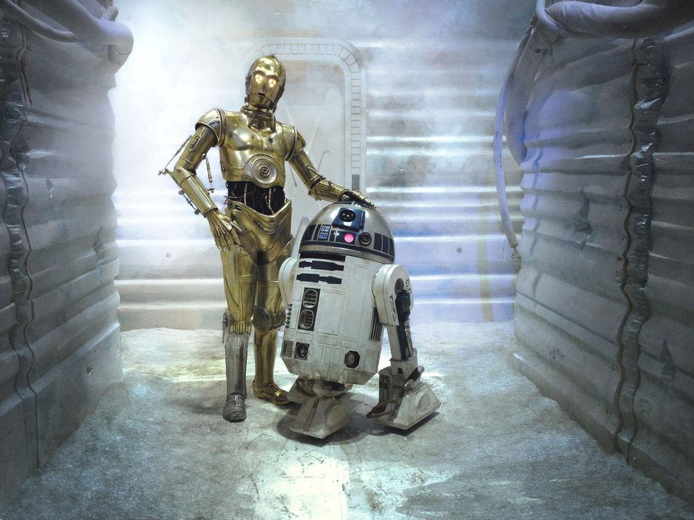 Topp tio robotar på film